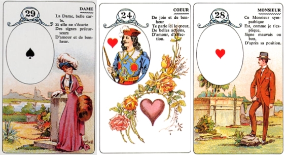 How to Read Lenormand Card Combinations