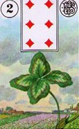 Lenormand Clover Card Combinations