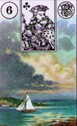 Lenormand Clouds Card Combinations
