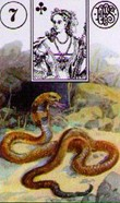 Lenormand Snake Card Combinations