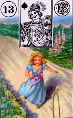 Lenormand Child Card Combinations