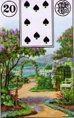 Lenormand Garden Card Combinations