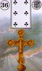 Lenormand Cross Card Combinations