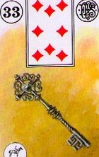 Lenormand Key Card Combinations