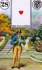 Lenormand Man Card Combinations