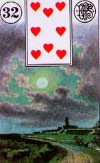 Lenormand Moon Card Combinations