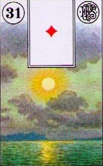 Lenormand Sun Card Combinations