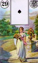 Lenormand Woman Card Combinations