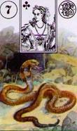 Snake Lenormand