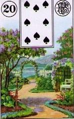 lenormand garden